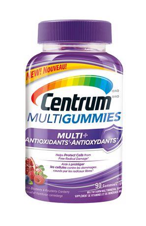 Centrum Multigummies Multi + Antioxidants (90 Count) - image 1 de 1
