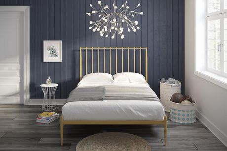 Giulia Modern Metal Bed - image 1 of 1