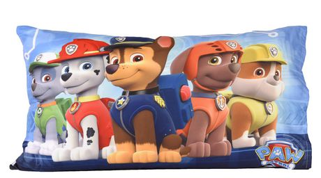 PAW Patrol 3 Piece Toddler Bedding Set- Chase, Rubble, And Marshall - image 4 of 5