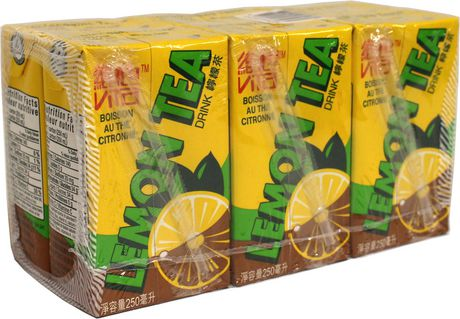 Vitasoy Lemon Tea Drink - image 1 of 2