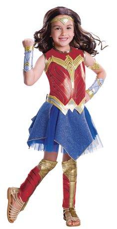 costume de wonder woman pour enfant de justice league petit walmart canada. Black Bedroom Furniture Sets. Home Design Ideas