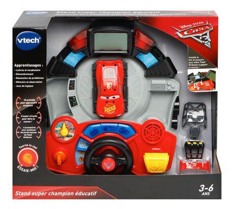 VTech Stand Super Champion éducatif - Cars 3 - Version française - image 4 de 4