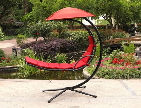 Beautifully designed Sky Lounger patio chaise lounge by Onsight - image 1 of 1