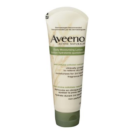 Aveeno Daily Moisturizing Body Lotion, Unscented - image 1 of 1