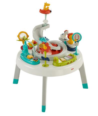 fisher price 2 in 1 sit to stand activity center walmart canada. Black Bedroom Furniture Sets. Home Design Ideas