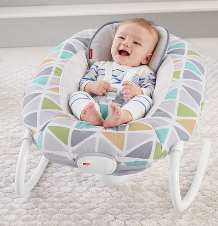 Fisher-Price 2-in-1 Deluxe Cradle 'N Swing - image 4 of 9