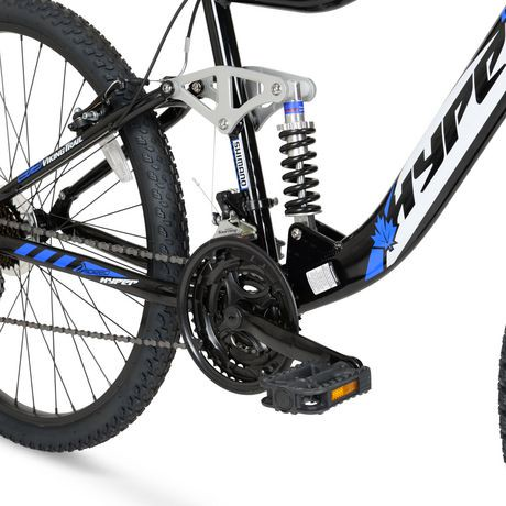"Bikes Online Canada >> 27.5"" Hyper Bicycles Viking Trail Full Suspension Men's ..."