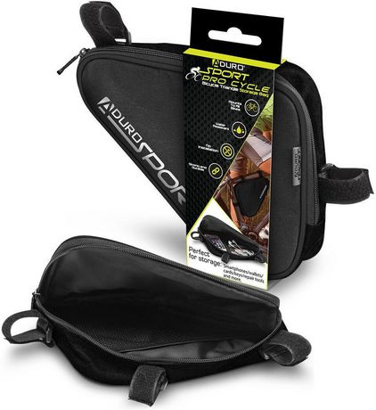 Aduro Sport PRO Cycle Bicycle Triangle Storage Bag - image 3 of 3