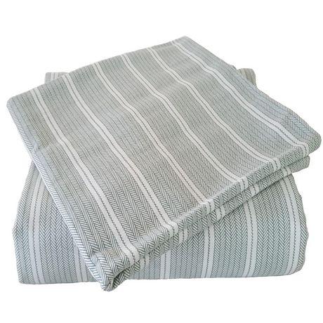 holiday time flannel sheet set walmart canada. Black Bedroom Furniture Sets. Home Design Ideas