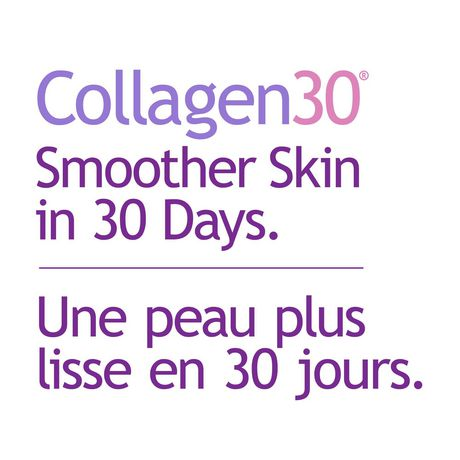 Webber Naturals  Collagen30 Anti-rides  Bioactive Collagen Peptides - image 2 de 4