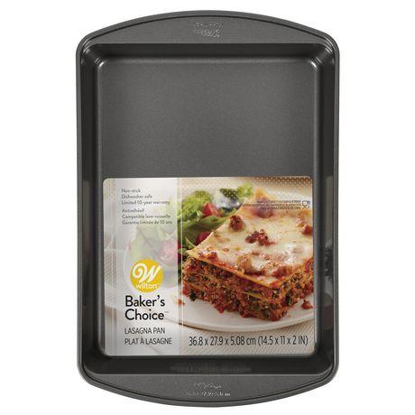 Wilton Baker's Choice Non-Stick Bakeware Lasagna/Roast Pan - image 1 of 4