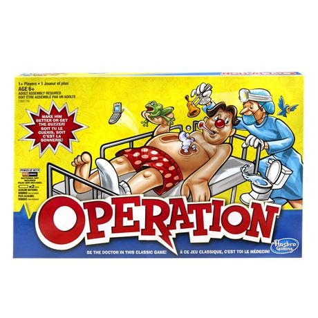 Operation GAME - image 1 of 2