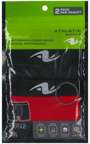 Athletic Works Performance Boxer Briefs - image 3 of 3
