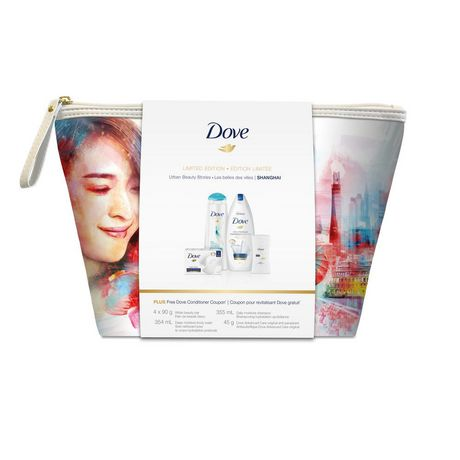 Dove Urban Beauty Stories Gift Set 1 Pack - image 1 of 5
