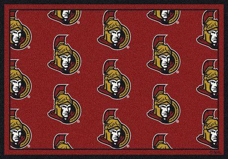 Milliken Nhl Team Repeat Ottawa Senators Rug Walmart Canada
