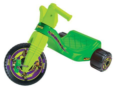 bed814e5786d5 Teenage Mutant Big Wheel™ Ninja Turtles Junior Rider - image 1 of 2 ...