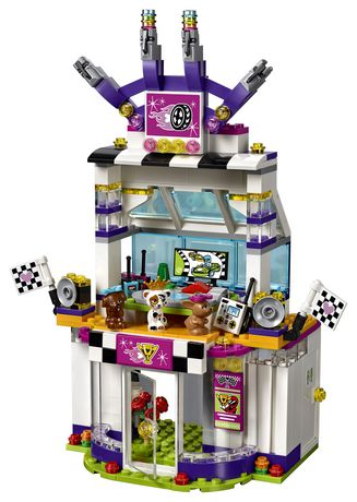 LEGO Friends The Big Race Day 41352 Building Kit (648 Piece) - image 4 of 6