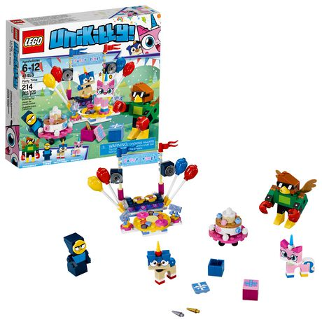 LEGO Unikitty! Party Time 41453 Building Kit (214 Piece) - image 1 of 6