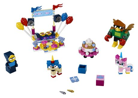 LEGO Unikitty! Party Time 41453 Building Kit (214 Piece) - image 3 of 6