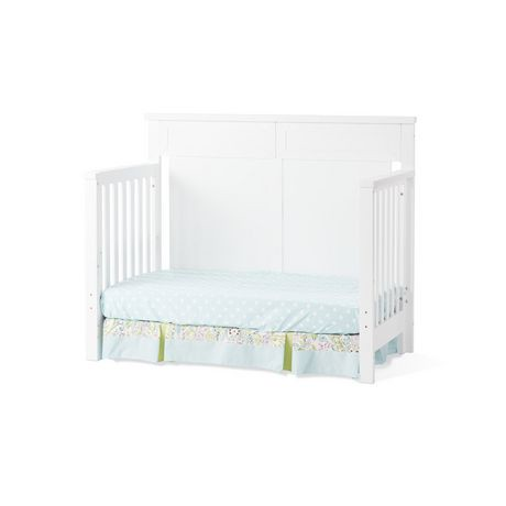 lit de b b convertible 4 en 1 abbott de child craft walmart canada. Black Bedroom Furniture Sets. Home Design Ideas