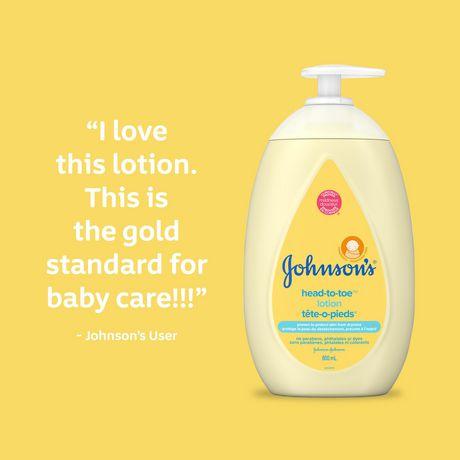 Johnson's Baby Lotion, Head-to-Toe - image 4 of 8