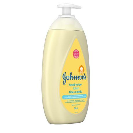Johnson's Baby Lotion, Head-to-Toe - image 5 of 8