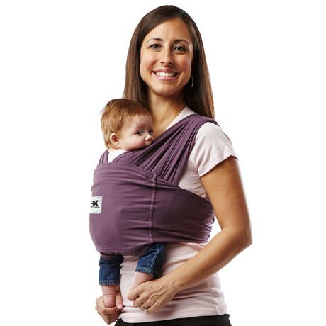 Smart and simple, the Baby K?tan Baby Carrier is a wrap without all of the wrapping?perfect for first-time parents. Made of % soft natural cotton, the Baby K?tan Baby Carrier is free of harmful chemicals, formaldehydes and azo dyes, and contains no hardware, plastic or metal.