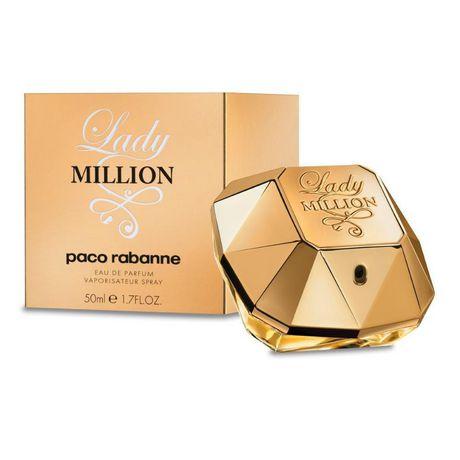 Million Rabanne Eau De Parfum Paco Lady qpSUzVM