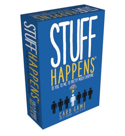 Goliath Games: Stuff Happens Game - English Only - image 1 of 4