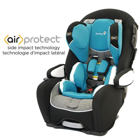 safety 1st alpha omega elite air akron blue car seat. Black Bedroom Furniture Sets. Home Design Ideas