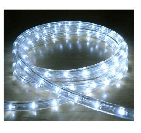 Sharper image solar powered led outdoor rope light walmart canada qty aloadofball Image collections