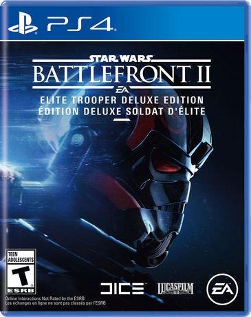 star wars battlefront ii elite trooper deluxe edition. Black Bedroom Furniture Sets. Home Design Ideas