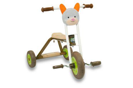 "Italtrike Rabbit Sml 10"" Trike - image 1 of 2"