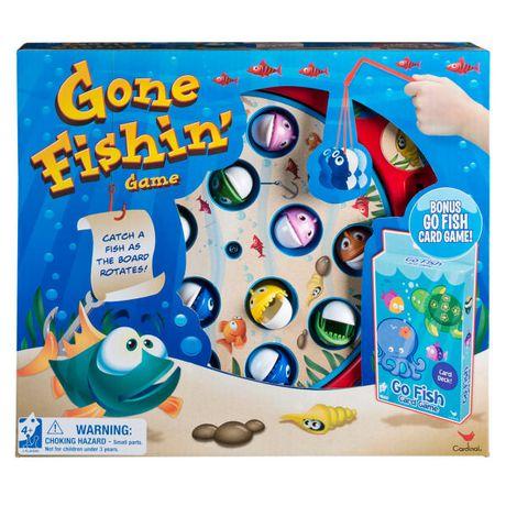 Cardinal Games Gone Fishin' Game - image 1 of 2