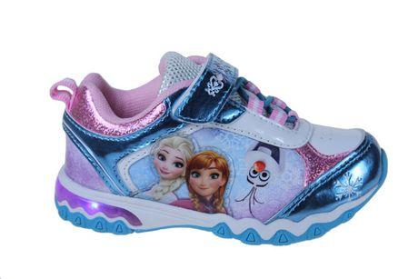 Disney Frozen Toddler Girls' Running Shoes - image 1 of 3
