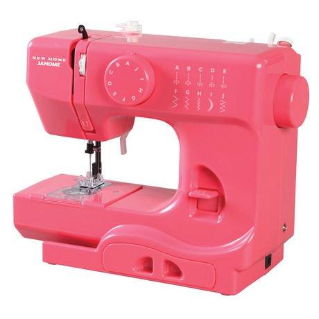 janome travel sewing machine