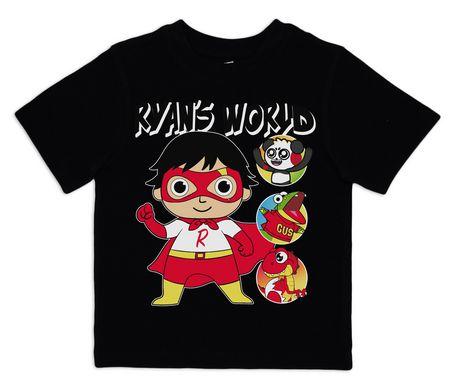 Ryan's World Boys' T-Shirt - image 1 of 1