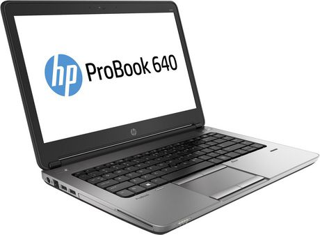 "Refurbished HP ProBook 640G2 14"" with Intel i5 Processor - image 2 of 3"