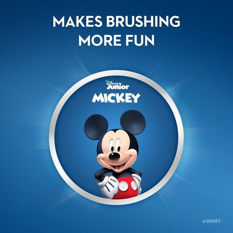 Crest Kid's Cavity Protection Toothpaste featuring Disney Junior's Mickey Mouse, Strawberry, Ages 3+ - image 6 of 6