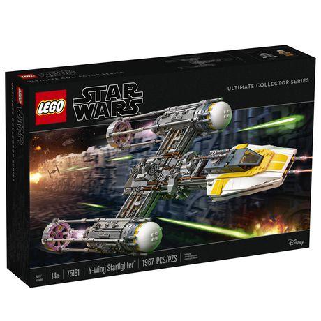 LEGO Star Wars TM - Y-Wing Starfighter™ (75181) - image 2 of 6