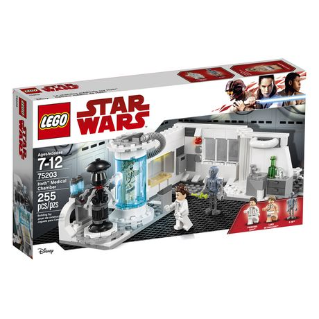 LEGO Star Wars Hoth Medical Chamber 75203 Toy Building Kit (255 Pieces) - image 2 of 6