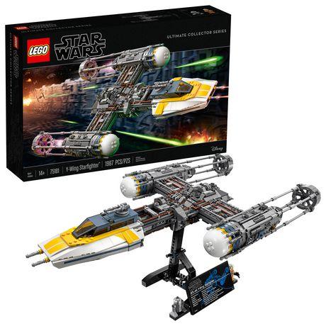 LEGO Star Wars TM - Y-Wing Starfighter™ (75181) - image 1 of 6