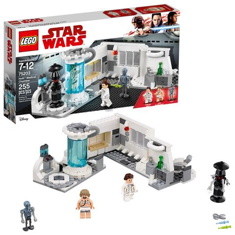 LEGO Star Wars Hoth Medical Chamber 75203 Toy Building Kit (255 Pieces) - image 1 of 6