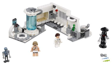 LEGO Star Wars Hoth Medical Chamber 75203 Toy Building Kit (255 Pieces) - image 3 of 6