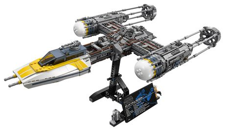 LEGO Star Wars TM - Y-Wing Starfighter™ (75181) - image 3 of 6