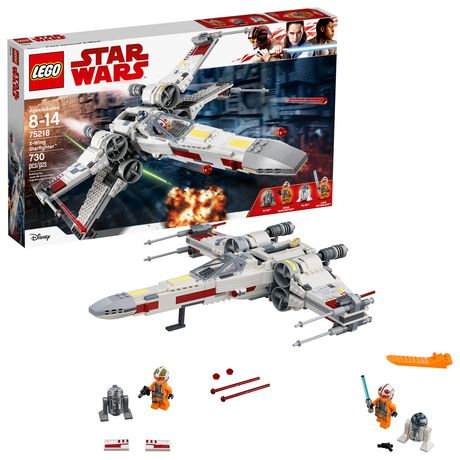 LEGO Star Wars X-Wing Starfighter 75218 Star Wars Building Kit (731 Piece) - image 1 of 6