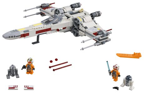 LEGO Star Wars X-Wing Starfighter 75218 Star Wars Building Kit (731 Piece) - image 3 of 6