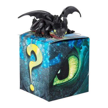 DreamWorks Dragons, coffret de 2 Mystery Dragons Krokmou, figurines dragons à collectionner, pour les enfants à partir de 4 ans - image 3 de 3