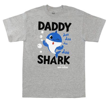 15980a3e Baby Shark Men's Short Sleeve T-Shirt | Walmart Canada