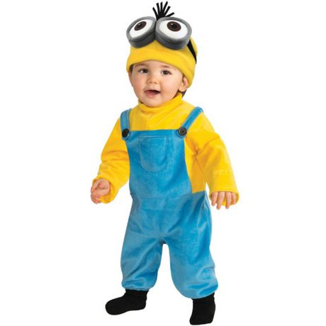 Minions Movie: Kevin Toddler Costume - image 1 of 1